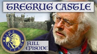 One Of The Biggest Castles Ever Built In Britain! | FULL EPISODE | Time Team