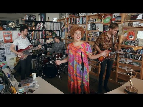 Weaves: NPR Music Tiny Desk Concert