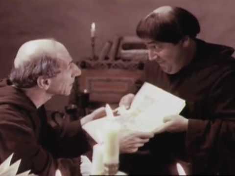 Xerox Monk commercial 1977