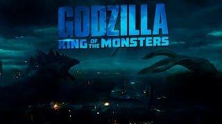 Reaction   Трейлер #2 «Годзилла: Король Монстров/Godzilla: King of the Monsters»