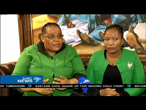 ANCWL rubbishes claims that Dlamini-Zuma was chased from Marikana