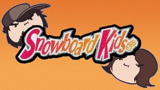 Snowboard Kids 2 - Game Grumps VS