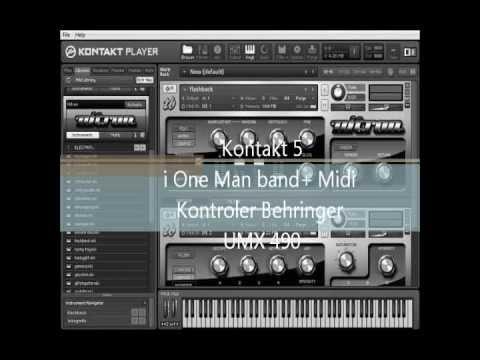PC Aranzer Uzivo- Kontakt 5(ritmovi i boje): Evo nakon par meseci petljanja sa softwerom , par pesama koje sam odsvirao. Ne zamerite za snimak sto nije ceo iste jacine, jer sam ovo sklapao od snimaka koje sam ranije snimao. Sve je sa kompjutera. Klavijatura je midi kontroler Behringer UMX-490. OneManBand sluzi kao arranzer, a Kontakt 5 kao SoundEngine sa par GB semplova, sto danas nema ni jedna klavijatura.   p.s. Sto se tice svirke, nisam muzicar uopste, ovo mi je samo hobi.