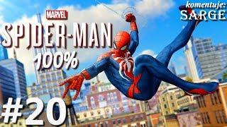 Zagrajmy w Spider-Man 2018 [PS4 Pro] odc. 20 - Zmiany w laboratorium