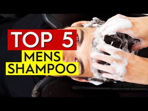 ✅ TOP 5: Best Shampoo For Men 2019