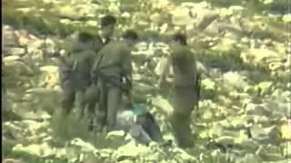 Torture of Gazans :: Bone Breaking Method of Israel Soldiers