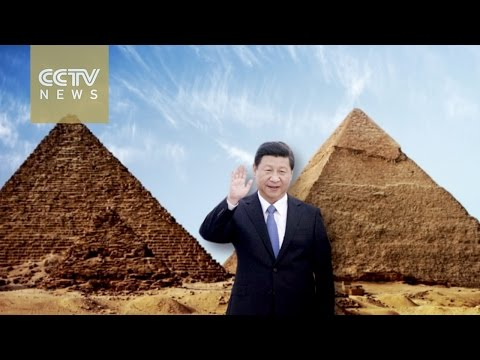 Egypt's role in China's foreign policy