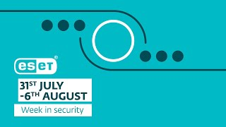ESET research into IIS threats presented at Black Hat 2021 – Week in security with Tony Anscombe