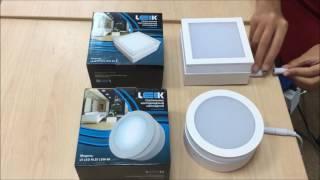 Светодиодные светильники LEEK(, 2016-09-15T12:24:09.000Z)