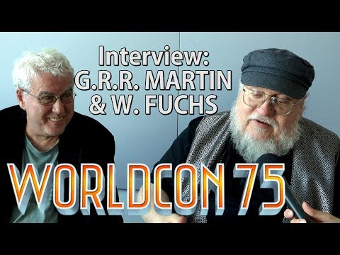 G.R.R. Martin Interview: Pen and Paper RPGs, The Dark Eye, deutsche Übersetzungen