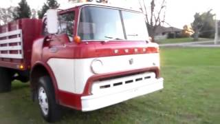 1967 FORD F600 For Sale