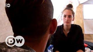 Midilli'deki mülteci kampında IŞİD çetesi - DW Türkçe