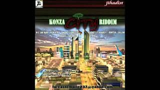 KONZA CITY RIDDIM MEDLEY-FAR EAST EMPIRE #HASHCASH