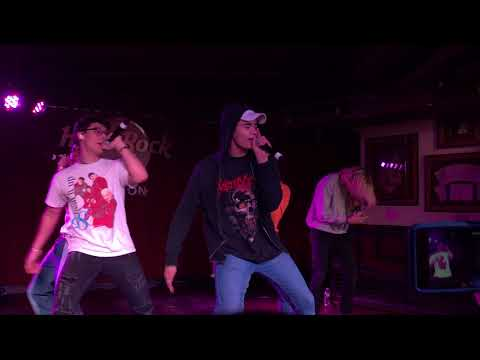 Hello - PRETTYMUCH EVERYWHERE TOUR @ Boston (Cavern Club/Hard Rock)