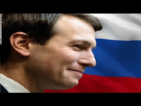 Jared Kushner Trump Son in Law ,Meeting VEB  Russian Bank Under US Sanctions ties to Putin