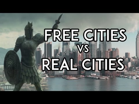 The Free Cities: Urban Culture is Coming to Westeros