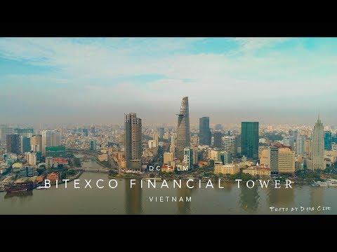 Toà nhà Bitexco Financial Tower _ Biểu Tượng Của Sài Gòn [ 4k ]