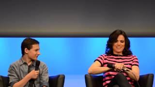 "Jared Gilmore & Lana Parrilla - ""It"