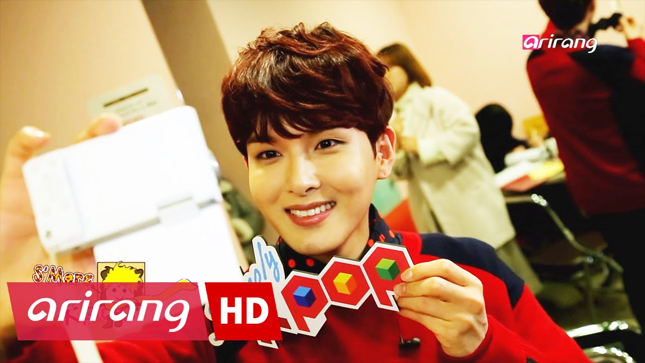 [HOT!] Ryeowook of Super Junior being... well... CUTE on ...