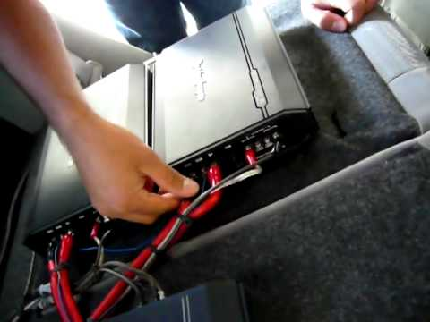 hqdefault rockford fosgate prime system basic install, part 2 youtube rockford fosgate prime r500-1 wiring diagram at suagrazia.org