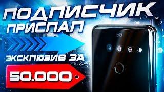 5G МОНСТР из Кореи на Snapdragon 855  LG V50 ThinQ обзор смартфона