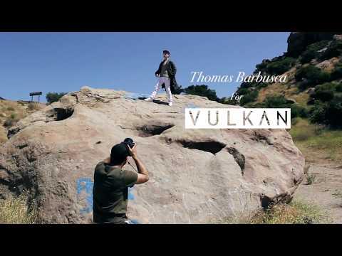 BTS  Thomas Barbusca for Vulkan Magazine  Ryan West