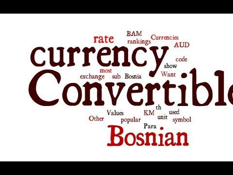 Bosnian Currency - Convertible Mark