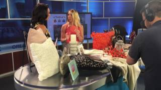 Summer Design Trends on Fox35 GDO with Amber Clore