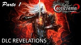 Castlevania Lords of Shadow 2 DLC Revelations Walkthrough Parte 1 - Español (PS3 Gameplay HD)