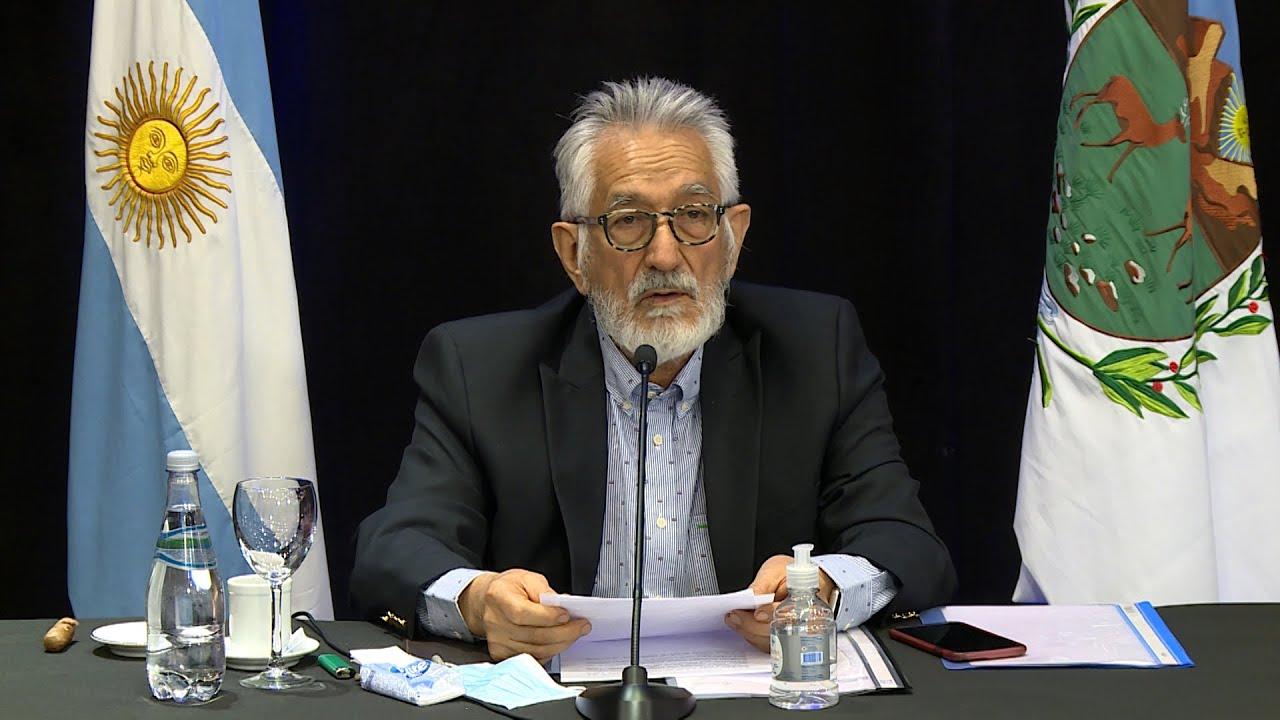 Gobernador Alberto Rodríguez Saá - Salud - YouTube
