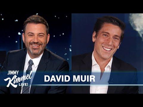 David Muir on