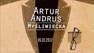 """Singiel promujący album Artura Andrusa """"Myśliwiecka"""", który ukaże s..."""