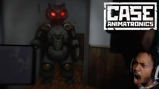 LOOK WHO SHOWED UP TO THE PARTY | CASE: Animatronics ENDING (Part 3)