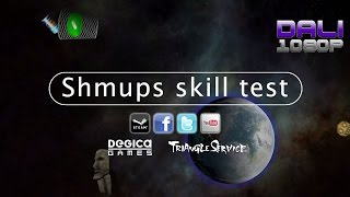 Shmups Skill Test PC Gameplay 60fps 1080p