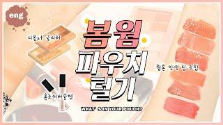 봄웜 립, 섀도우, 얼굴홍조 화장품, 다이소 꿀템 등 …