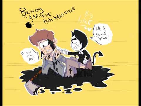 henry bendy and the ink machine
