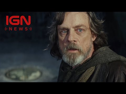 Star Wars: The Last Jedi Suffers Second Weekend Drop - IGN News