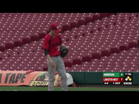 Reds Futures HS Showcase - Harrison vs Lakota West