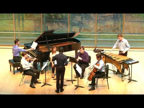 """""""Dirtier Arabesques"""" performed by CIM Contemporary Music Ensemble"""