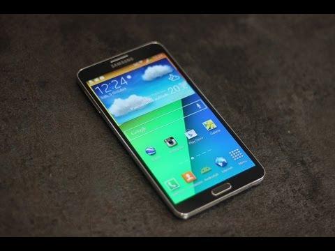 Samsung Galaxy Note 3: Primeras impresiones