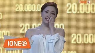 Bảo Thy hát ''Càng Khó Càng yêu'' bằng tiếng Hoa cực hay trong Một Trăm Triệu Một Phút | iONE TV