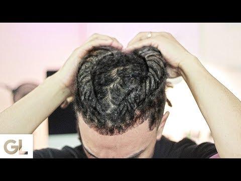 Easy Xxxtentacion Hairstyle
