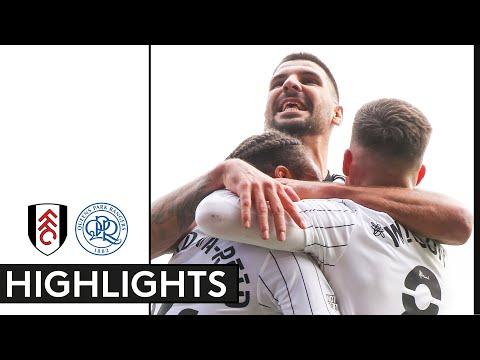 Fulham QPR Goals And Highlights