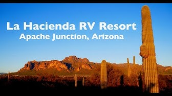La Hacienda RV Resort, Apache Junction, AZ