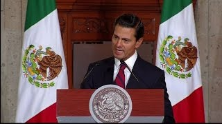 Mexican president says country will not pay for border wall