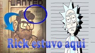 Teoria: ¿Es Rick y Morty la secuela de Gravity Falls?
