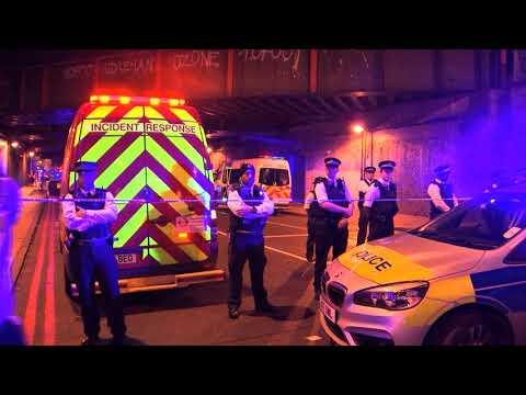 Finsbury Park attack: suspect blames 'illusionist' driver