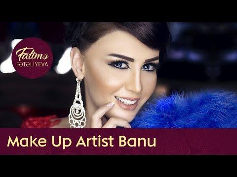 Make up artist BANU
