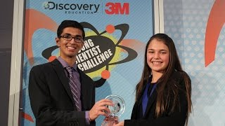 The 2016 Young Scientist Challenge - Now Open For Entries!