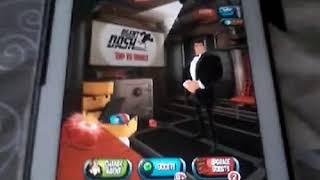 Agent dash #1